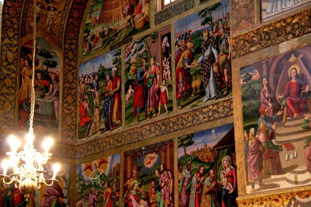 Armenian-Cathedral-of-the-Holy-Savior-Interior-Isfahan-Iran-1-1030x686