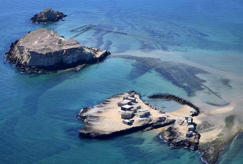 Naz Islands Beach