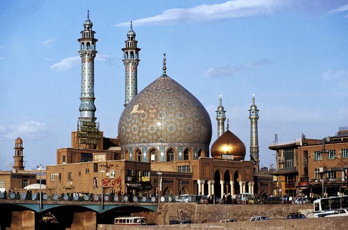 Qom-Iran