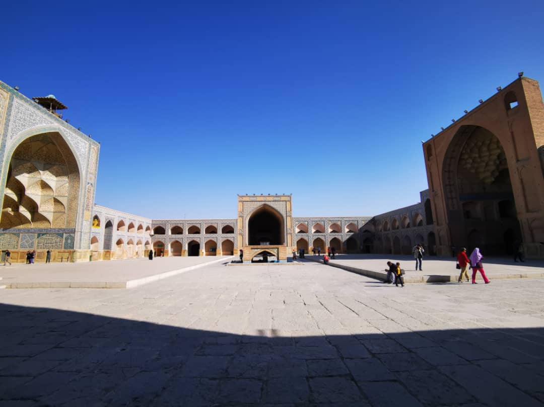 jame esfahan